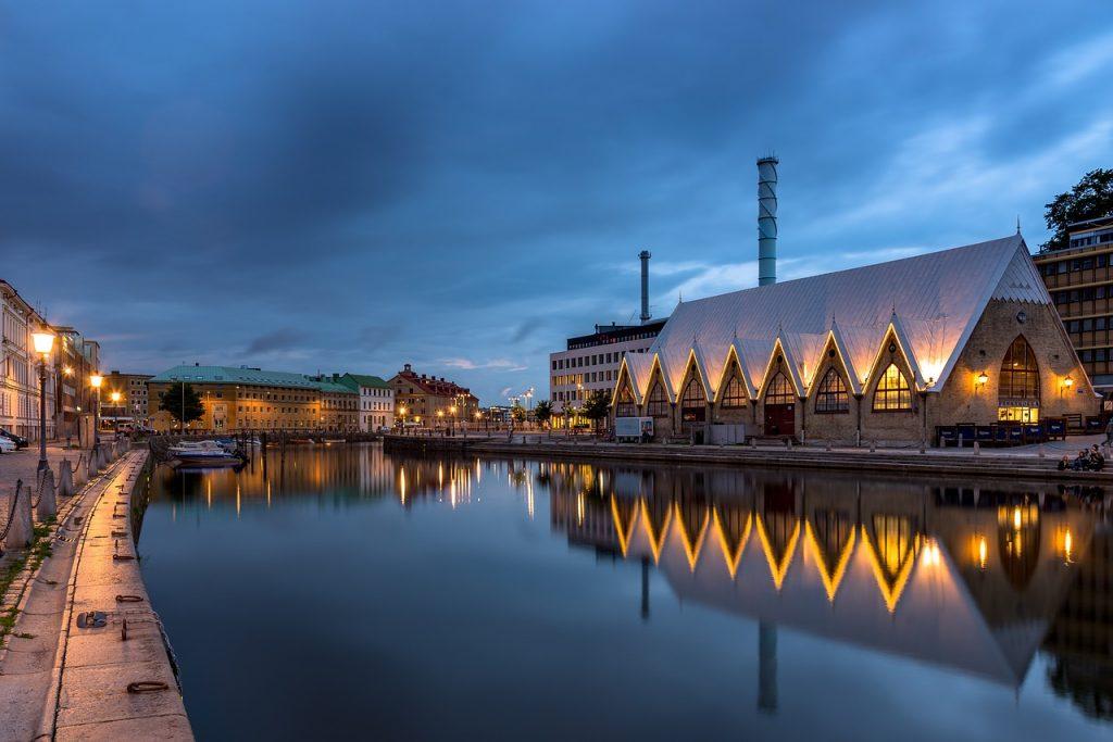 Gothenburg city water