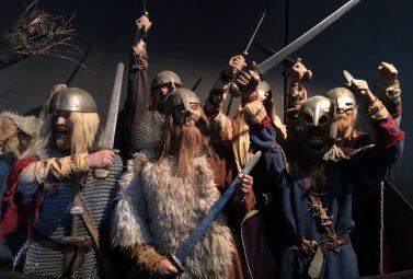 The Vikings in Norway