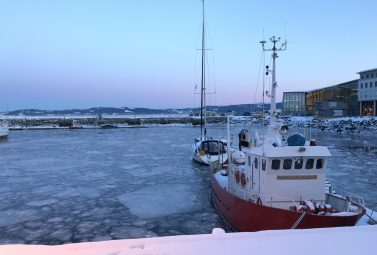 Norway Feels the Freeze