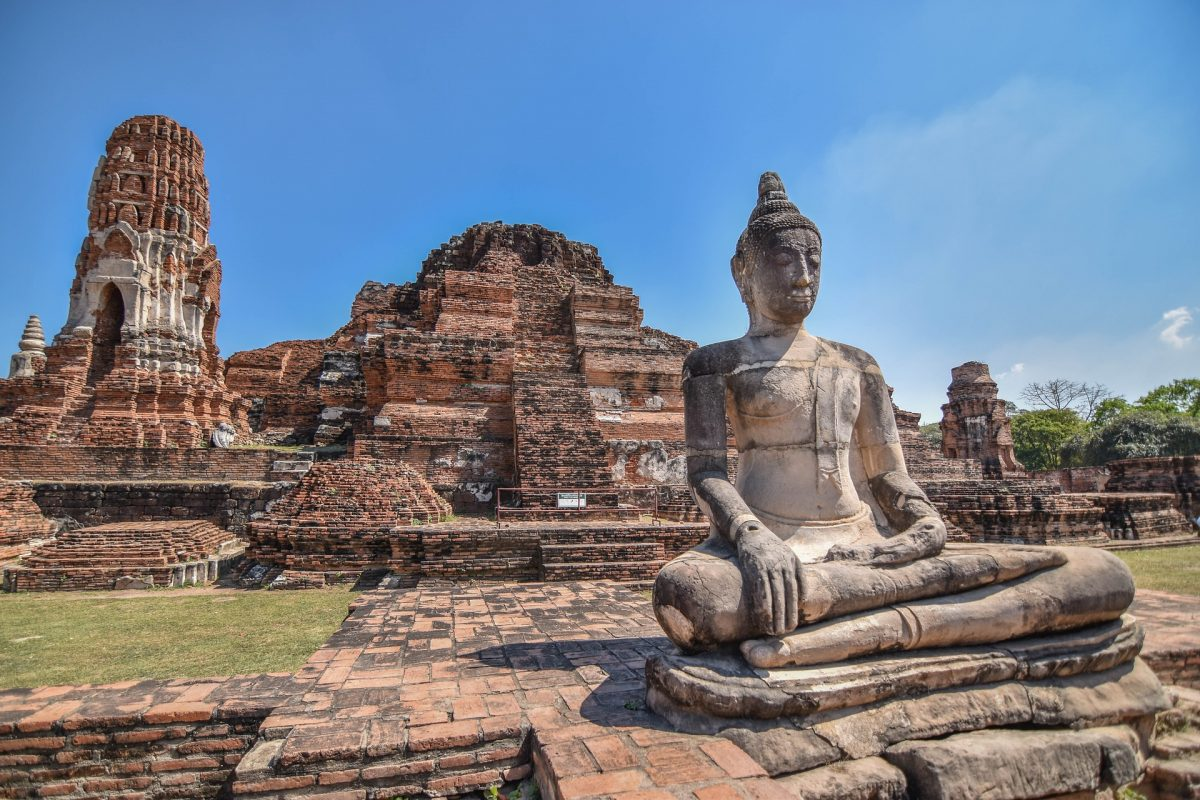 Ayutthaya historic city