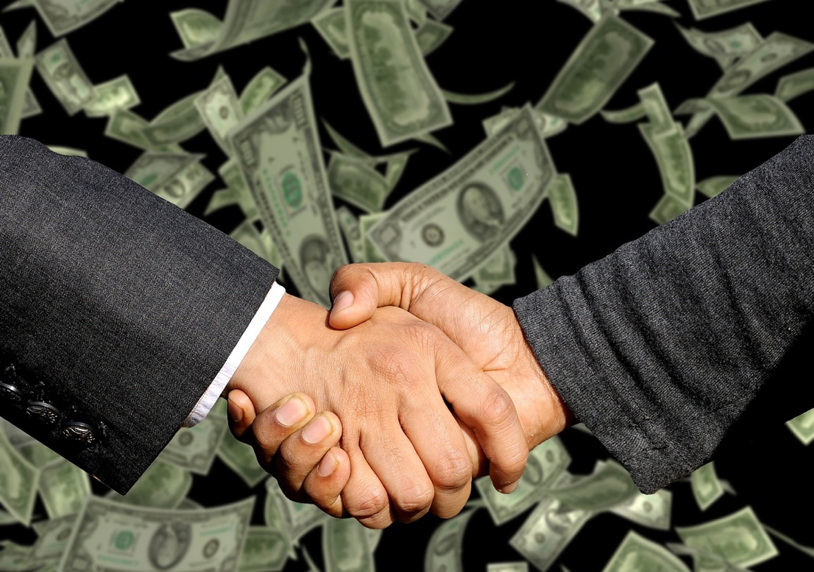 Money transfers across borders