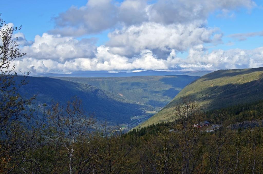 Rjukan in Norway