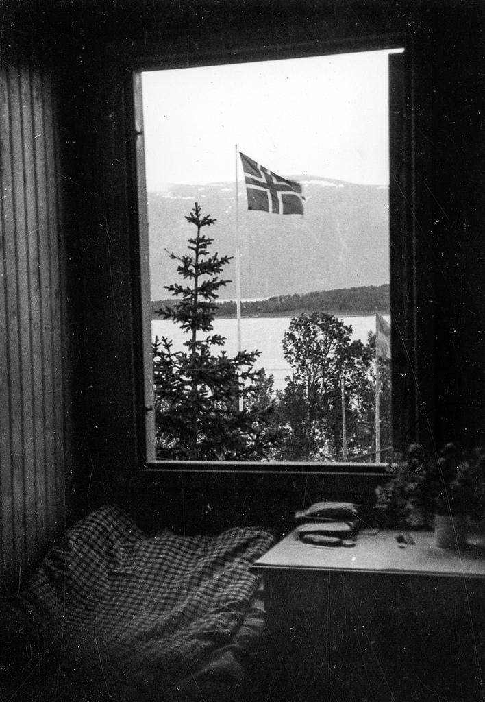View from Solhov folkehøgskole