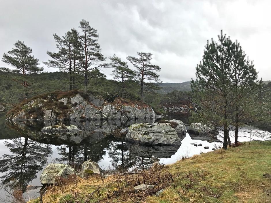 Beautiful Stord Island in Norway