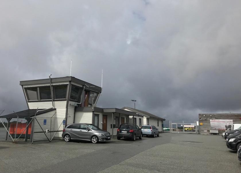 Stord Airport - Danish Air Transport