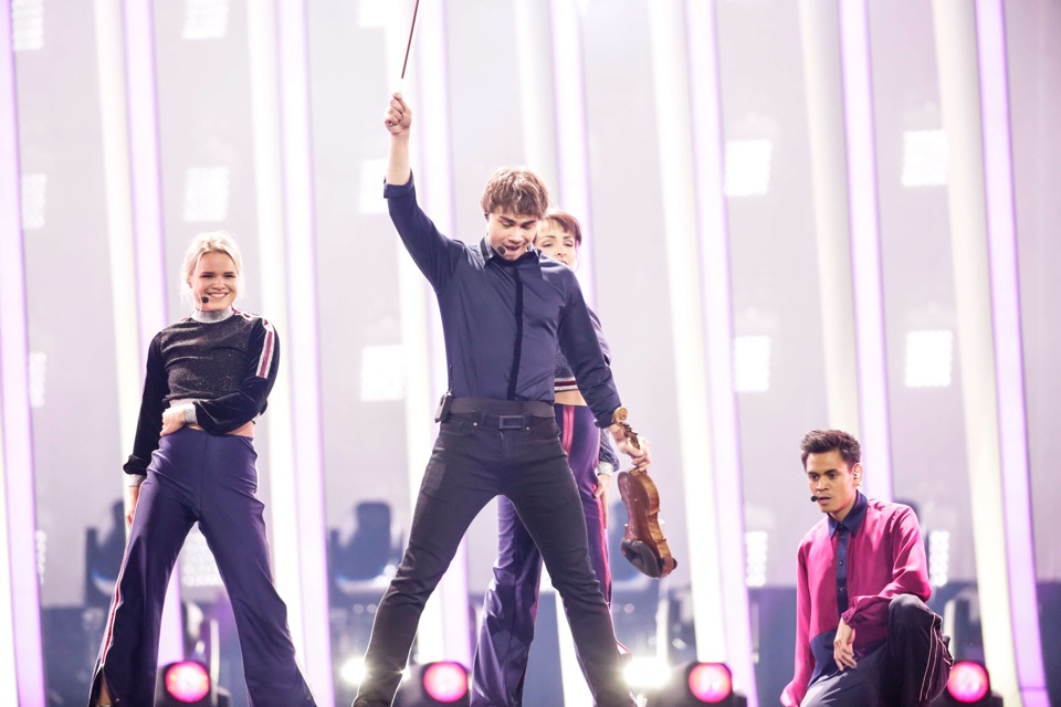 Norway at the Eurovision Song Contest 2018
