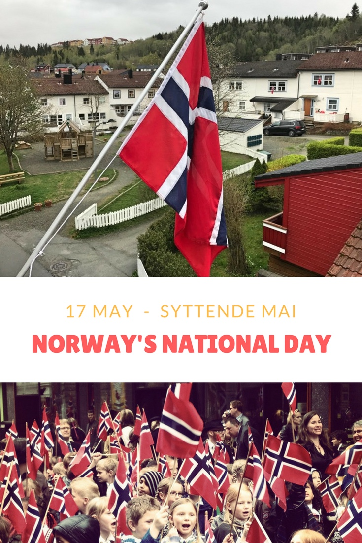 Syttende Mai: Norway's National Day is a parade-filled day of celebration every year on the 17th of May.
