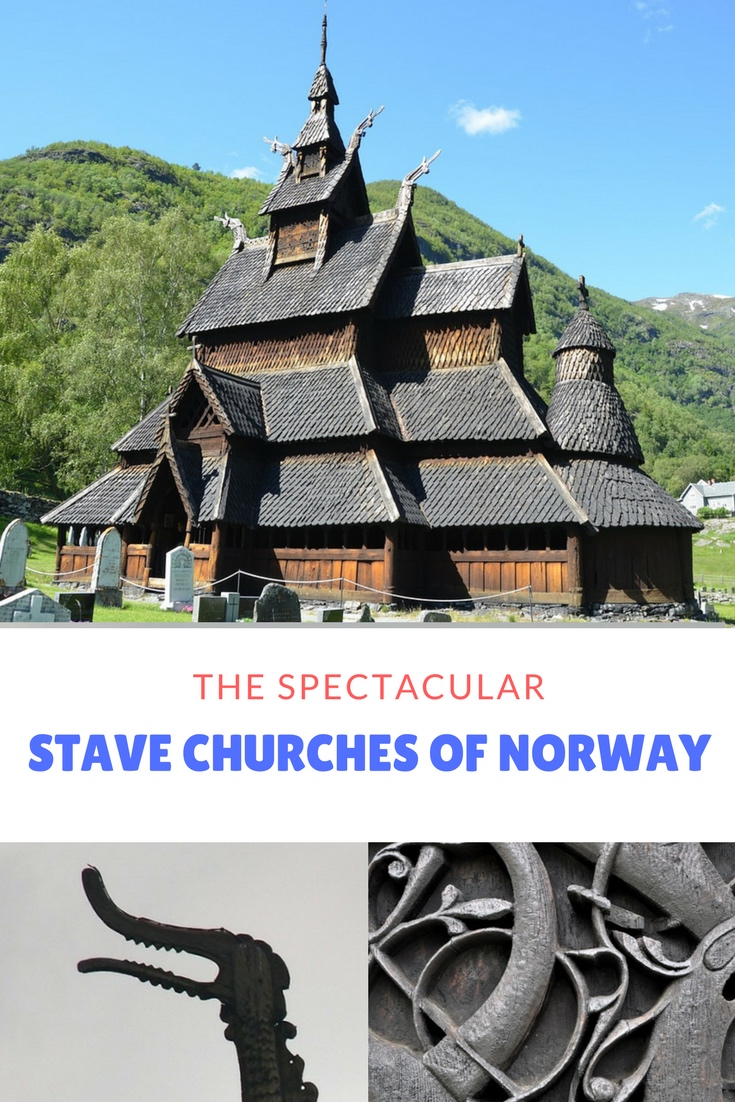 Norway's stave churches: These 28 buildings are stunning examples of stave architecture and recall Norway's slow transition to Christianity.