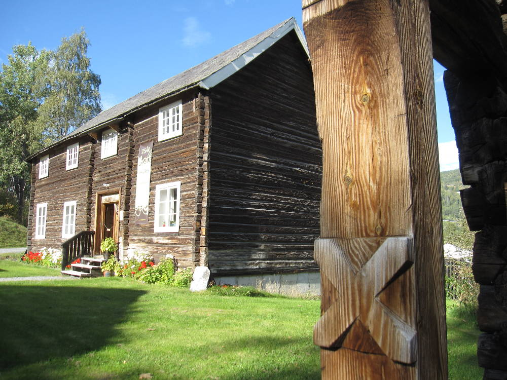 Valdres Folk Museum in Fagernes.