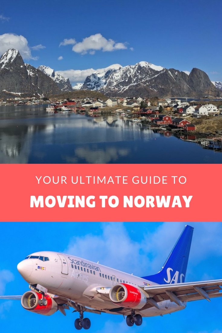 Move to Norway: Your ultimate guide to moving to Norway with all the most common questions answered.