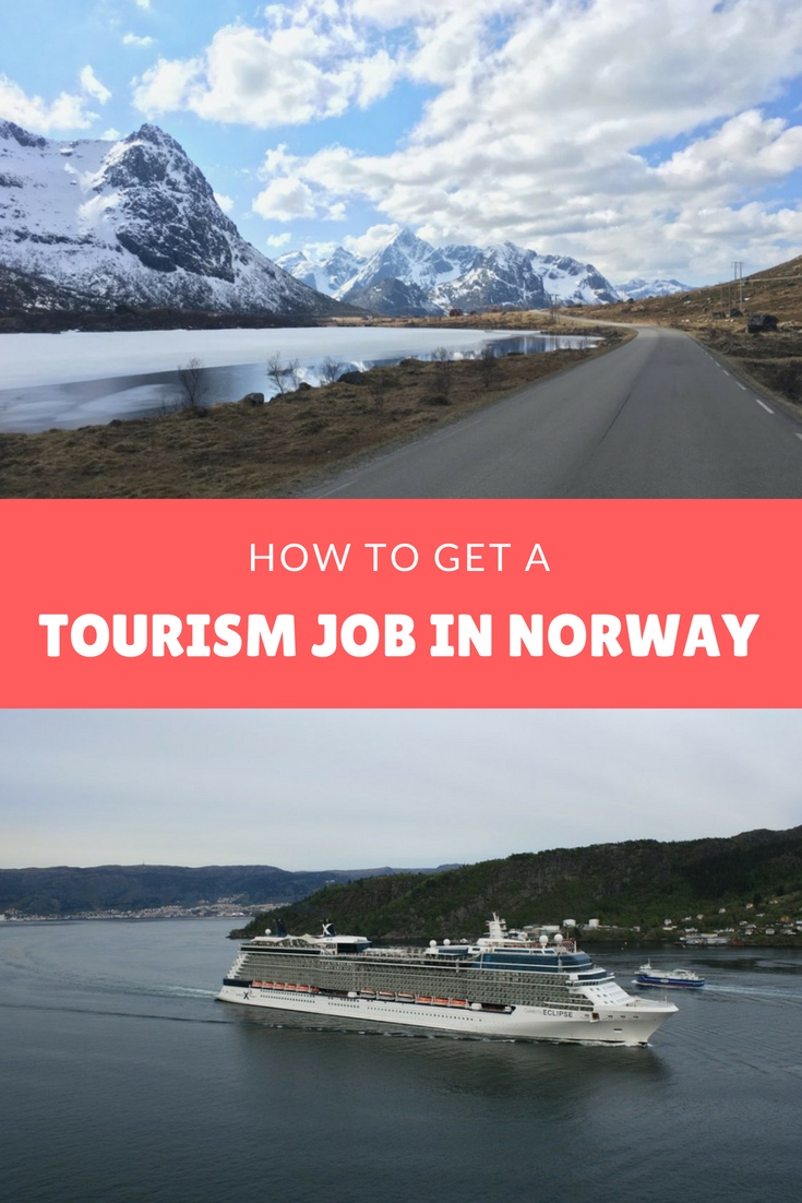How to find a job in the tourism industry in Norway