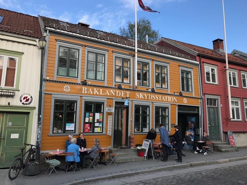 Shopping in Bakklandet