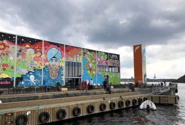 Vippa: Social Street Food in Oslo