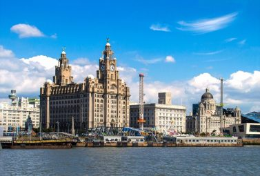 New Bergen to Liverpool Flights