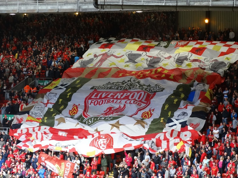 Liverpool is one of the best supported football clubs in Norway.