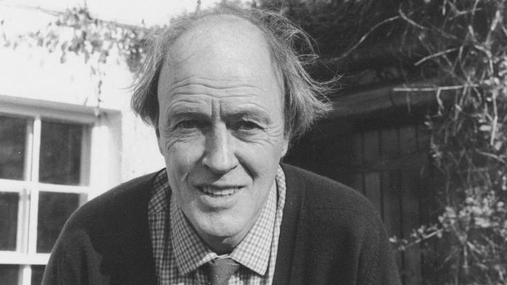 Children's author Roald Dahl had a Norwegian upbringing