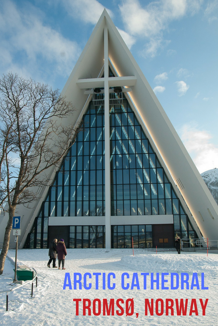 The Arctic Cathedral in Tromsø, Norway