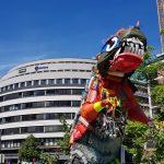 Meet Plastozilla: Oslo's Newest Mascot
