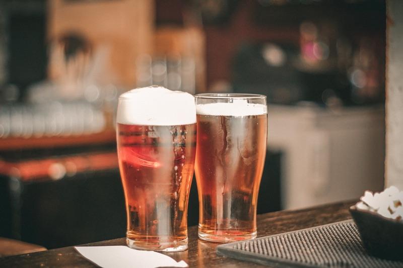 Alcoholic ale picture