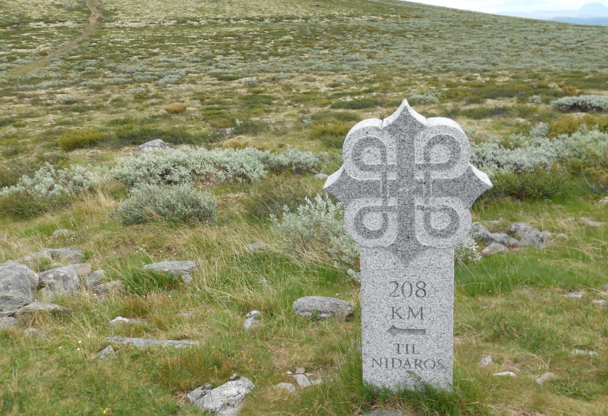 Hiking Norway's Pilgrim Way