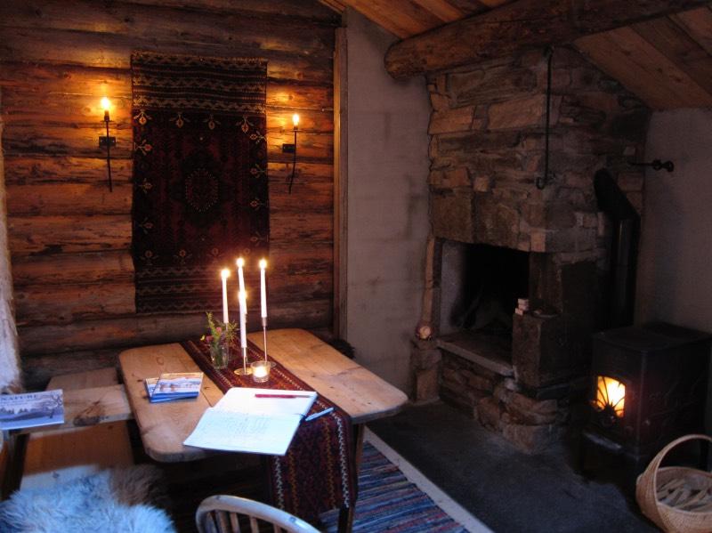 Cozy Pilgrim accommodation