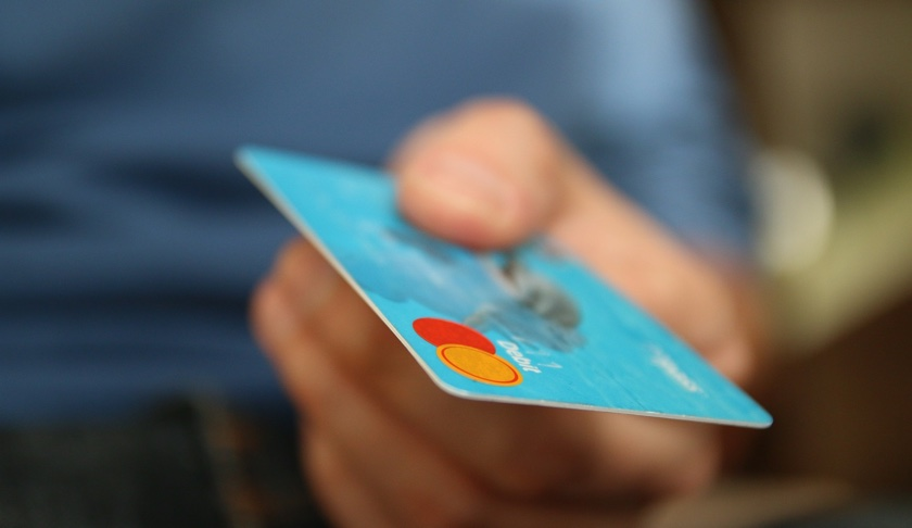 A Norwegian credit card