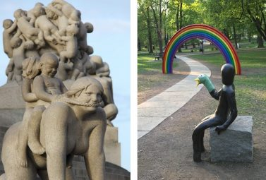 The Sculpture Parks of Oslo