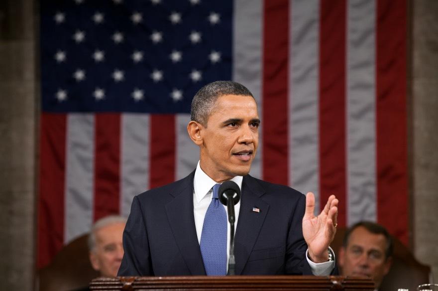 Former US President Barack Obama