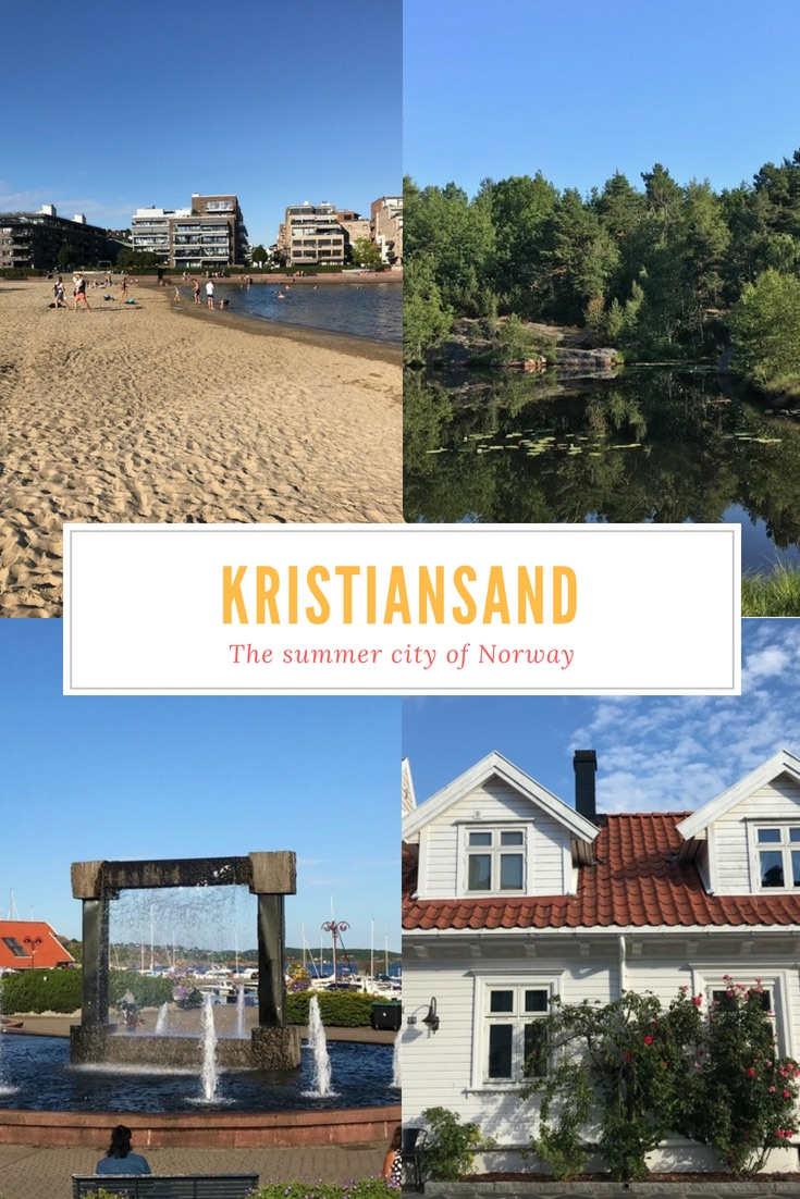 How to plan a trip to Kristiansand, Norway's summer city on the south coast.
