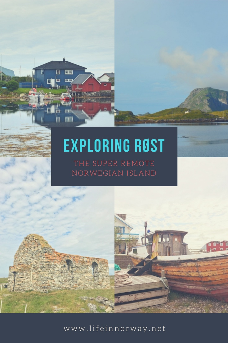 Exploring Røst: One of Norway's most remote inhabited islands has a thriving fishing industry and is the perfect place for a relaxing getaway.