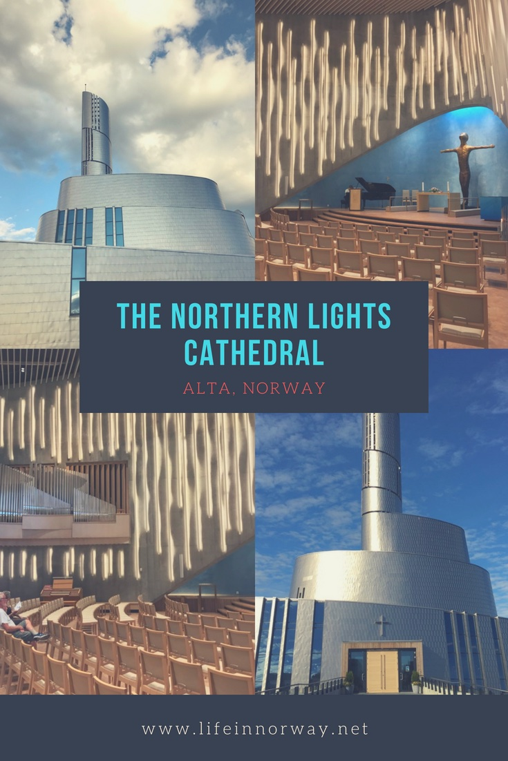 The spectacular Northern Lights Cathedral in Alta, Northern Norway, splits opinion with its striking design.