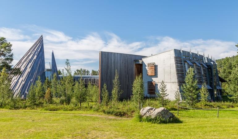 The Sami Parliament (Samediggi Sametinget) of Norway is based in Karasjok, Finnmark.
