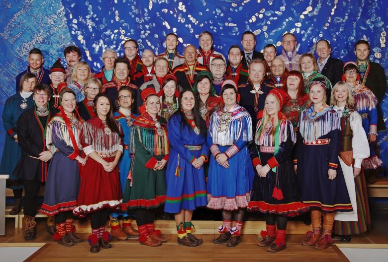 The Sami Parliament 2017-2021