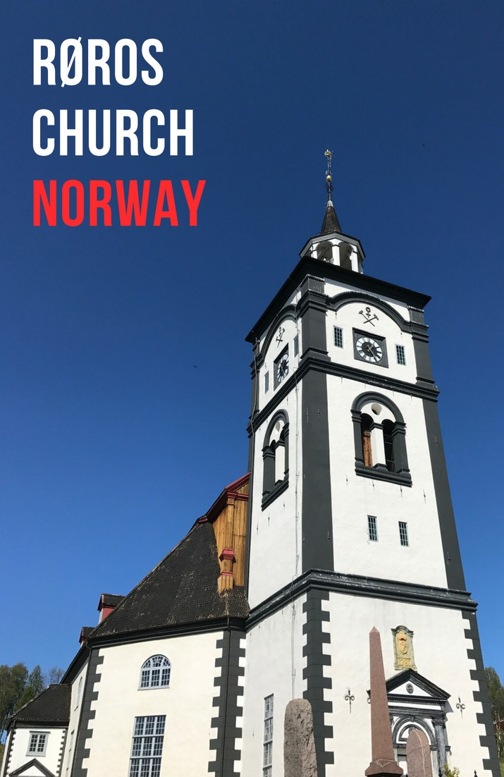 The impressive Røros Church in central Norway was built for the workers of the old copper mine and their families.