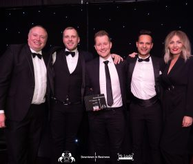 Lightbox win Digital and Creative Business of the Year 2018