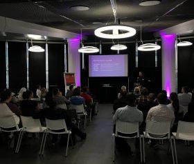 Rob Pollard at The Marketing Meetup: Birmingham