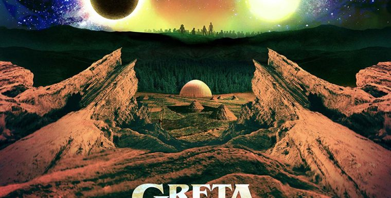 """The first Greta Van Fleet studio album """"Anthem of the Peaceful Army"""" is out!"""
