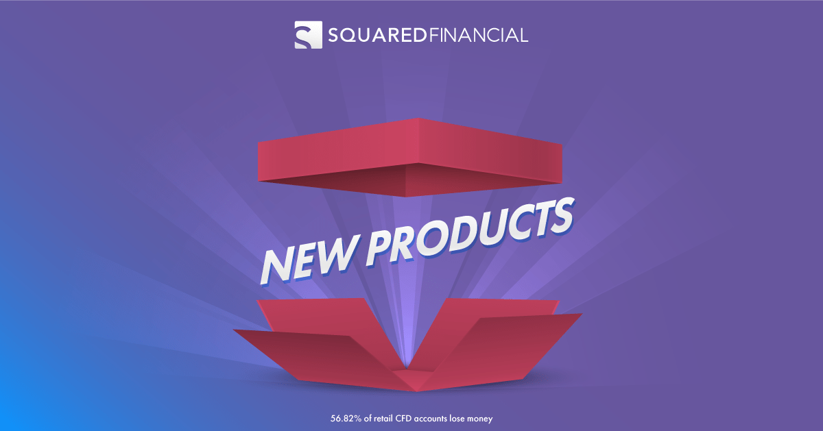 SquaredFinancial adds new Indices to its portfolio