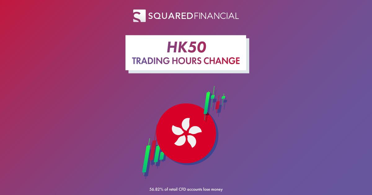 HK50 - Trading Hours