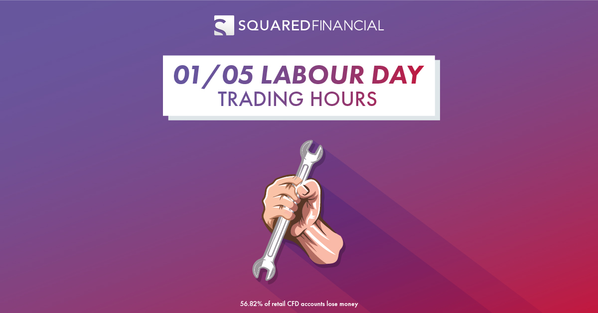 Labour Day - Trading Hours
