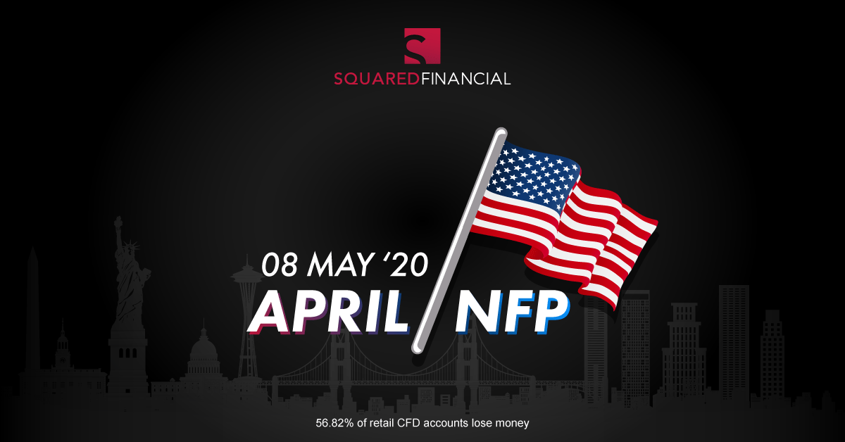 Upcoming Monthly NFP Report – 08/05/2020