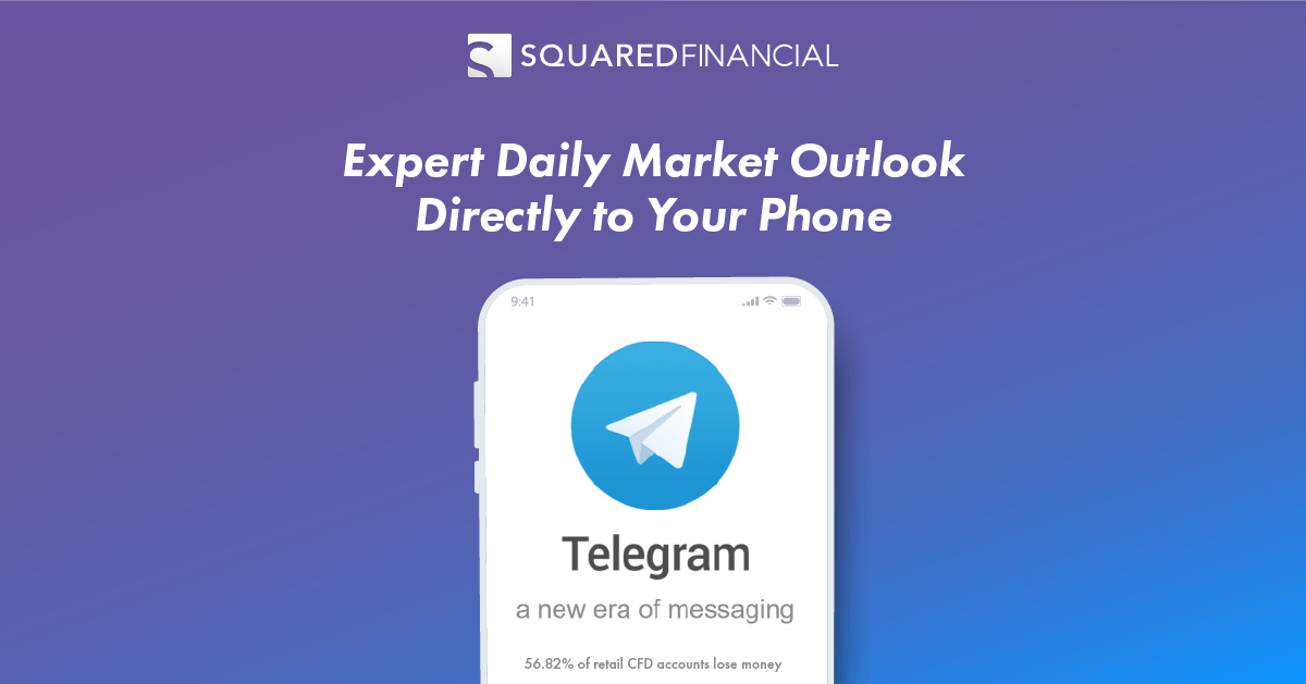 SquaredFinancial is Live on Telegram: Receive Exclusive Market News