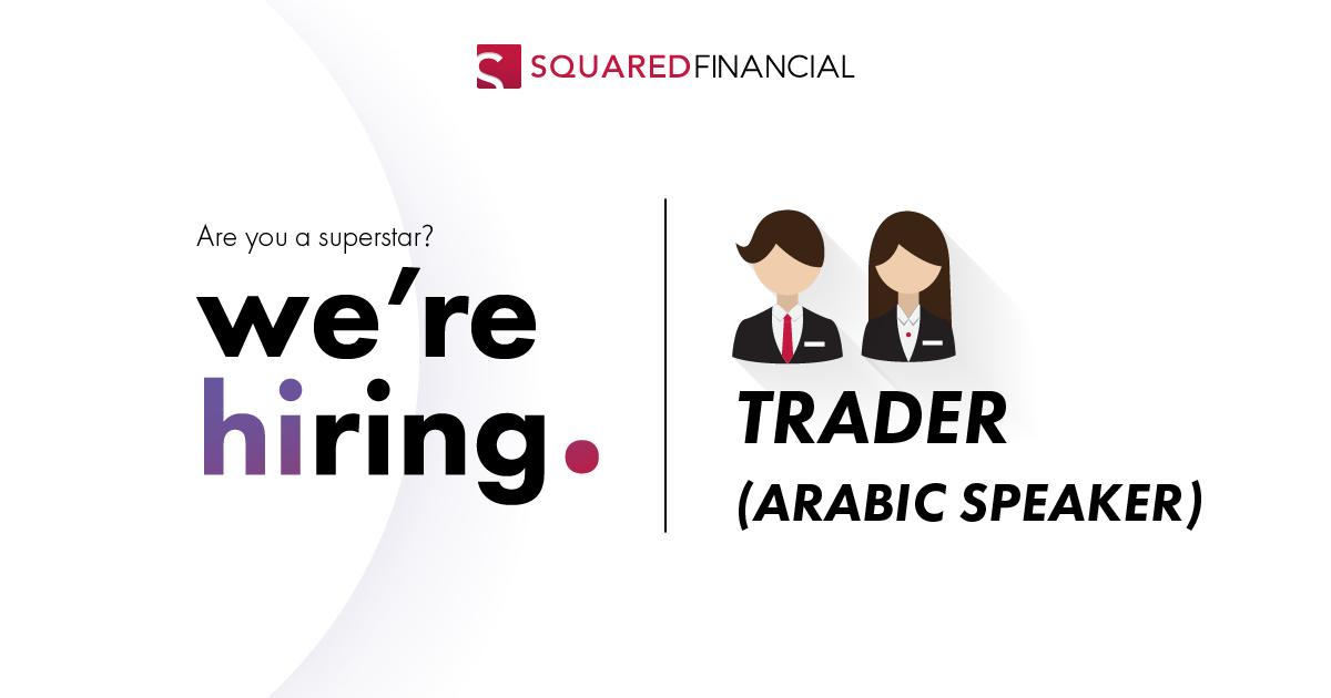 Trader (Arabic Speaker)