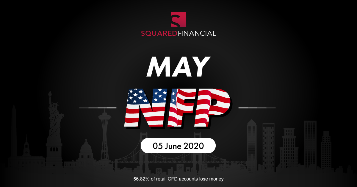 Upcoming Monthly NFP Report – 05/06/2020