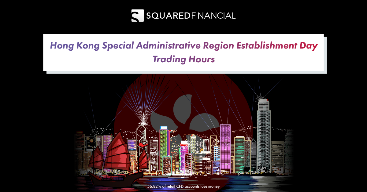 Hong Kong Special Administrative Region Establishment Day - Trading Hours