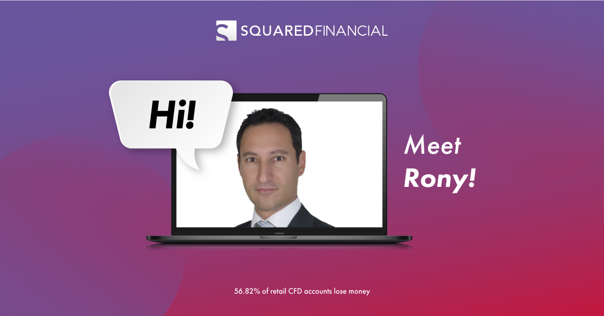 Meet Rony, our Chief Market Analyst