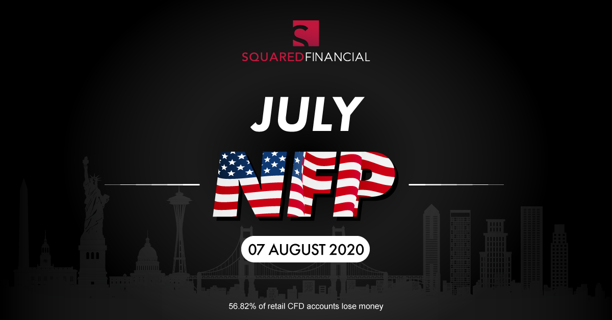 Upcoming Monthly NFP Report – 07/08/2020
