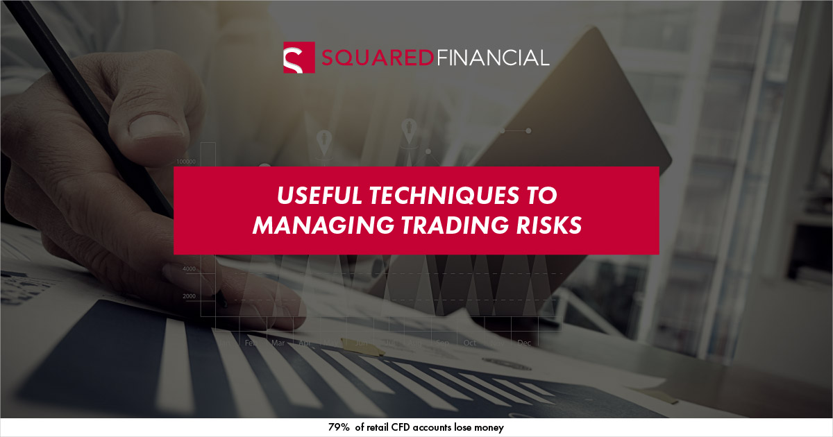 Useful Techniques to Managing Trading Risks