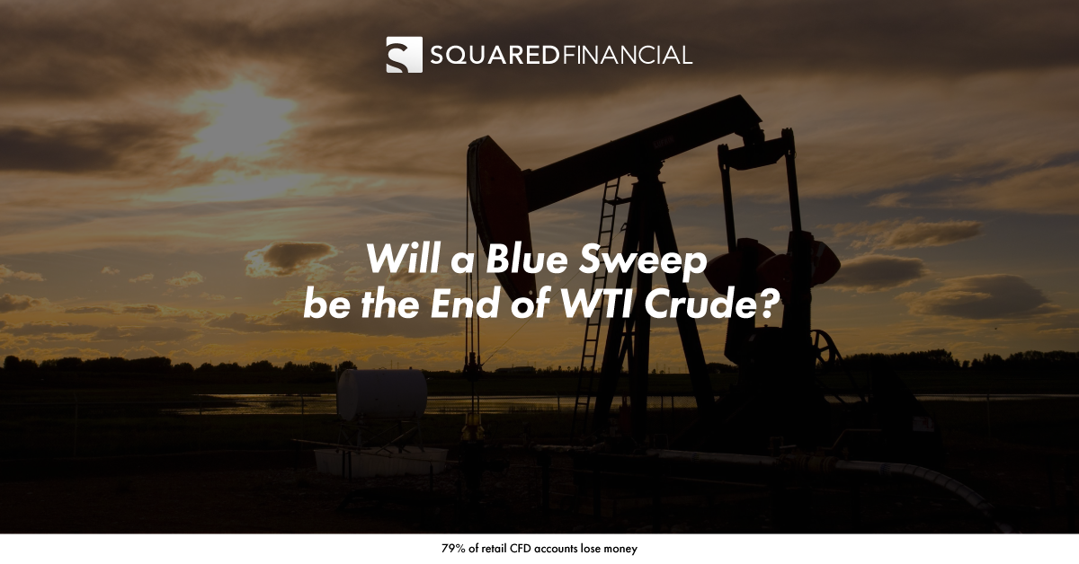 Will a Blue Sweep be the End of WTI Crude?