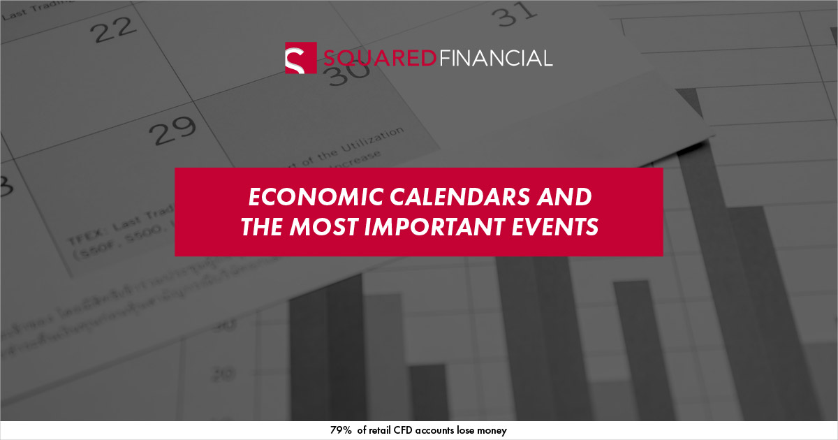 Economic Calendars and The Most Important Events
